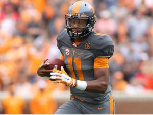 Playing QB Isnt Rocket Science For Tennessees Josh Dobbs