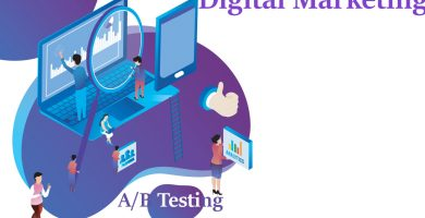 digital marketing a b testi